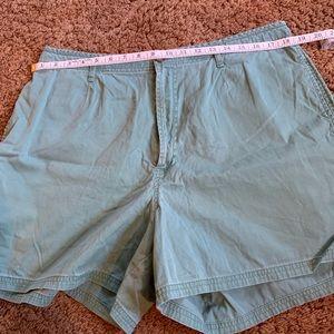 Women's Clothing Shorts Ll Bean Womens Size 18 Shorts